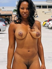 Beautiful african women nude will not