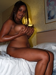 These cute black girl with amazing huge..
